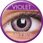 ColourVue 3 Tones - Violet (2 čočky tříměsíční) - dioptrické