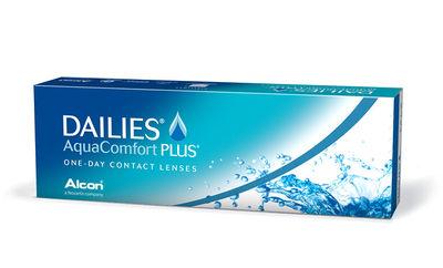 Dailies Aqua Comfort Plus (30 čoček)