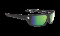 SPY Sluneční brýle McCoy Matte Black Green - Polarizační