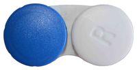 Klasické pouzdro modro-bílé