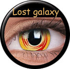 Phantasee Crazy čočky - Lost Galaxy (2 ks roční) - nedioptrické