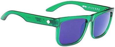 SPY sluneční brýle Discord Trans green - Happy bronze