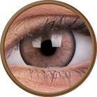 ColourVue Lumina - Shinning Brown (2 čočky tříměsíční s pouzdrem) - nedioptrické