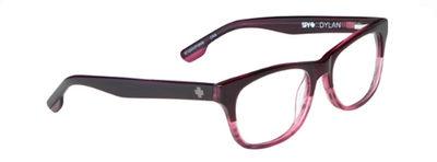 SPY dioptrické brýle DYLAN - Crimson Small