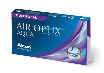 AIR Optix Aqua Multifocal (6 čoček) - Výprodej - Expirace 2021
