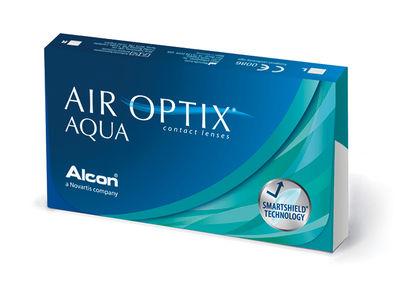 AIR Optix Aqua (3 čočky)