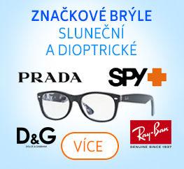 brýle dioptrické i sluneční