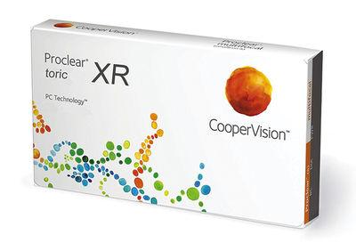 Proclear Toric XR (3 čočky)