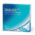 Dailies Aqua Comfort Plus (90 čoček)