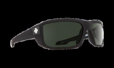 SPY sluneční brýle McCoy Soft Matte Black - Happy Polarizační