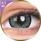 Phantasee Big Eyes - Pearl Grey (2 čočky měsíční) - dioptrické - doprodej