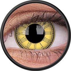 ColourVue CRAZY ČOČKY - Timekeeper (2 ks tříměsíční) - nedioptrické