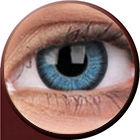 Phantasee Vivid - Blue (2 čočky tříměsíční) - dioptrické