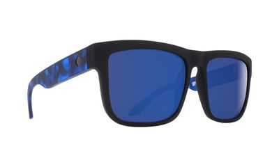 SPY sluneční brýle DISCORD Soft Matte Black / Blue