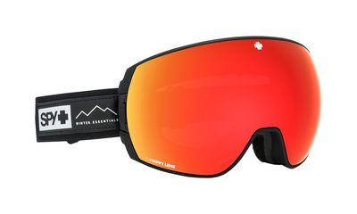 SPY Lyžařské brýle LEGACY Essential Black / Red