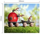 Hadřík na brýle z mikrovlákna - Mravenec
