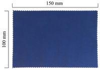 Hadřík na brýle z mikrovlákna jednobarevný - fialový 100x150