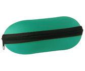 Pouzdro na brýle se zipem - zelené