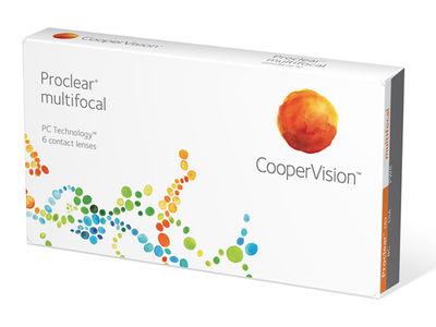 Proclear Multifocal (3 čočky)