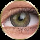 Phantasee Natural - Brown (2 čočky tříměsíční) - nedioptrické
