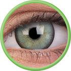 ColourVue Lumina - Dazzling Mint (2 čočky tříměsíční s pouzdrem) - dioptrické